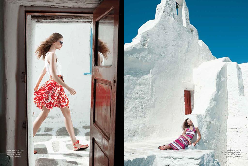Fashion - High Summer in Mykonos-2