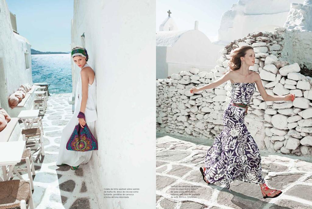 Fashion - High Summer in Mykonos-3